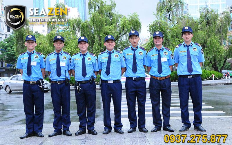 Công ty SeaZen chuyên cung cấp dịch vụ bảo vệ chuyên nghiệp có tinh thần trách nhiệm cao