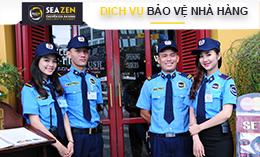 Dịch vụ bảo vệ nhà hàng - khách sạn