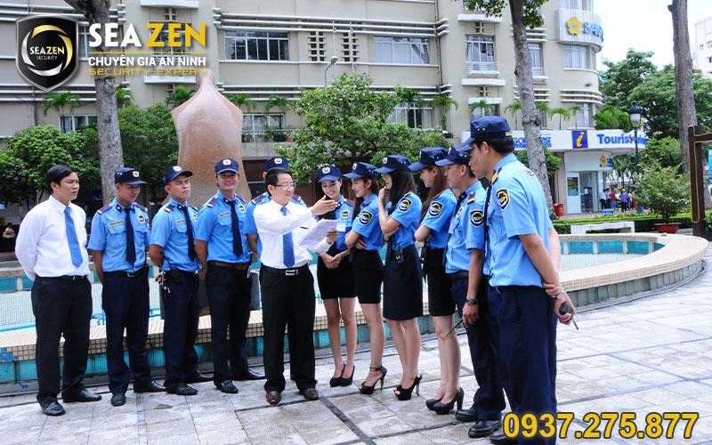 Khảo sát và lên kế hoạch triển khai bảo vệ sự kiện kỹ càng - SeaZen Security