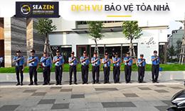 Dịch vụ bảo vệ tòa nhà - trung tâm thương mại