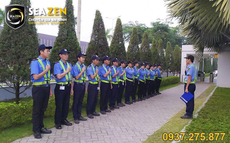 Trách nhiệm của người đội trưởng đội bảo vệ phải biết cách quản lý đội ngũ bảo vệ