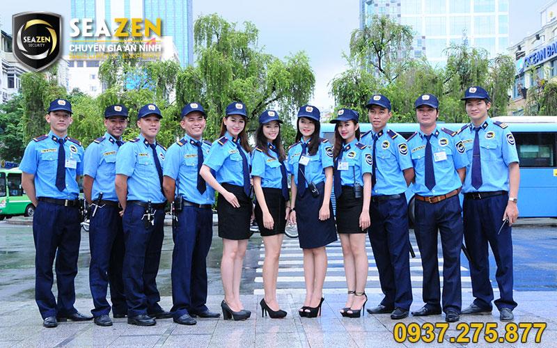 Công ty SeaZen cung cấp dịch vụ bảo vệ hàng đầu tại TP.HCM